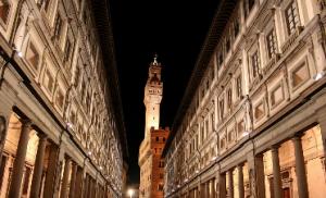 Uffizi Gallery evening 20111 300x182 Evening Openings at the Uffizi Gallery