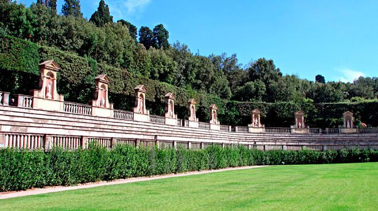 La Traviata at the Boboli Gardens in Florence