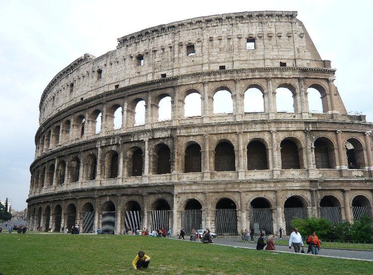 Prenota i biglietti per il colosseo e i fori for Piani di struttura esterna