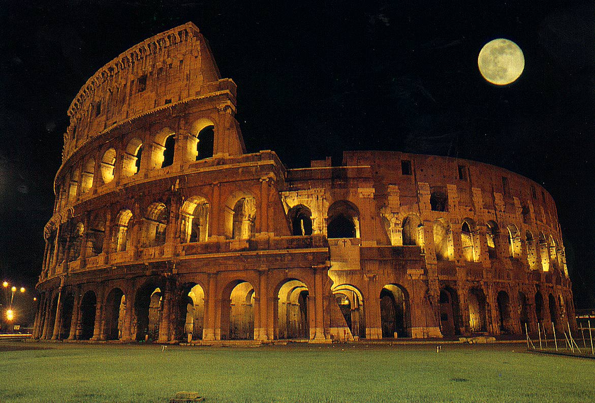 Hidden Secrets Of The Colosseum Unlocked By Group Tours