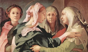 Temporary Exhibition in Palazzo Strozzi in Florence: Pontormo and Rosso Fiorentino