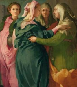 Pontormo Strozzi 266x300 Ausstellung im Palazzo Strozzi: Pontormo und Rosso Fiorentino