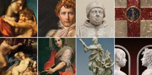 mostre musei firenze 300x148 Uffizien: Die Zimmer der Musen: barocke Gemälde aus der Sammlung von Francesco Molinari Pradelli.