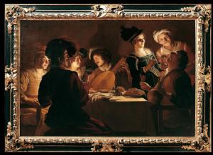 Mostra Gherardo delle Notti alla Galleria degli Uffizi