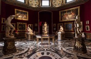 Tribuna Galleria degli Uffizi