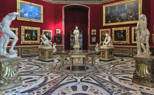 Tribuna Galleria degli Uffizi di Firenze