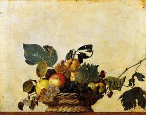 Canestra di frutta di Caravaggio