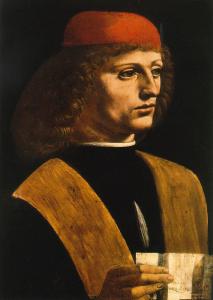 Musico di Leonardo da Vinci