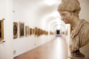 Vasari Corridor Florence