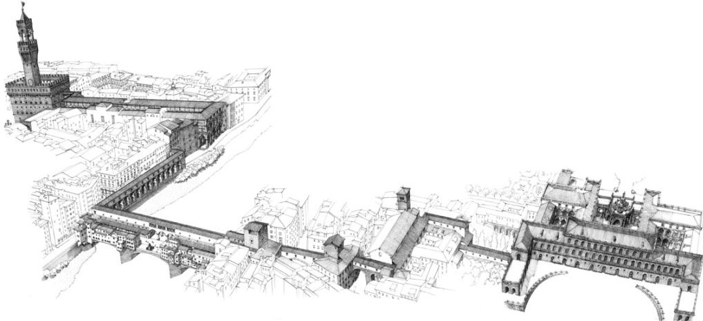 Vasari Corridor of Florence reservation