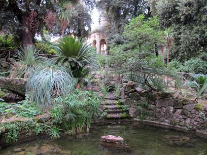 Parco Stibbert Firenze