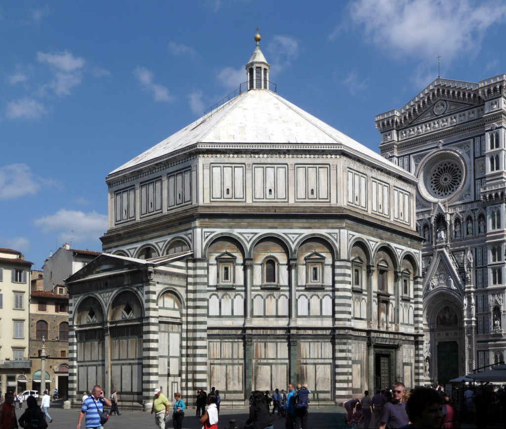 San Giovanni a Firenze - Il Battistero