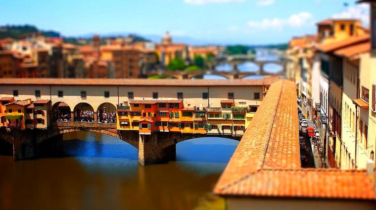 Corridoio Vasariano di Firenze