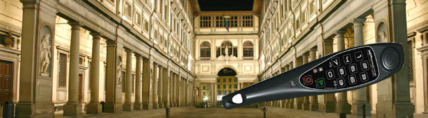 prenotare audioguida Uffizi