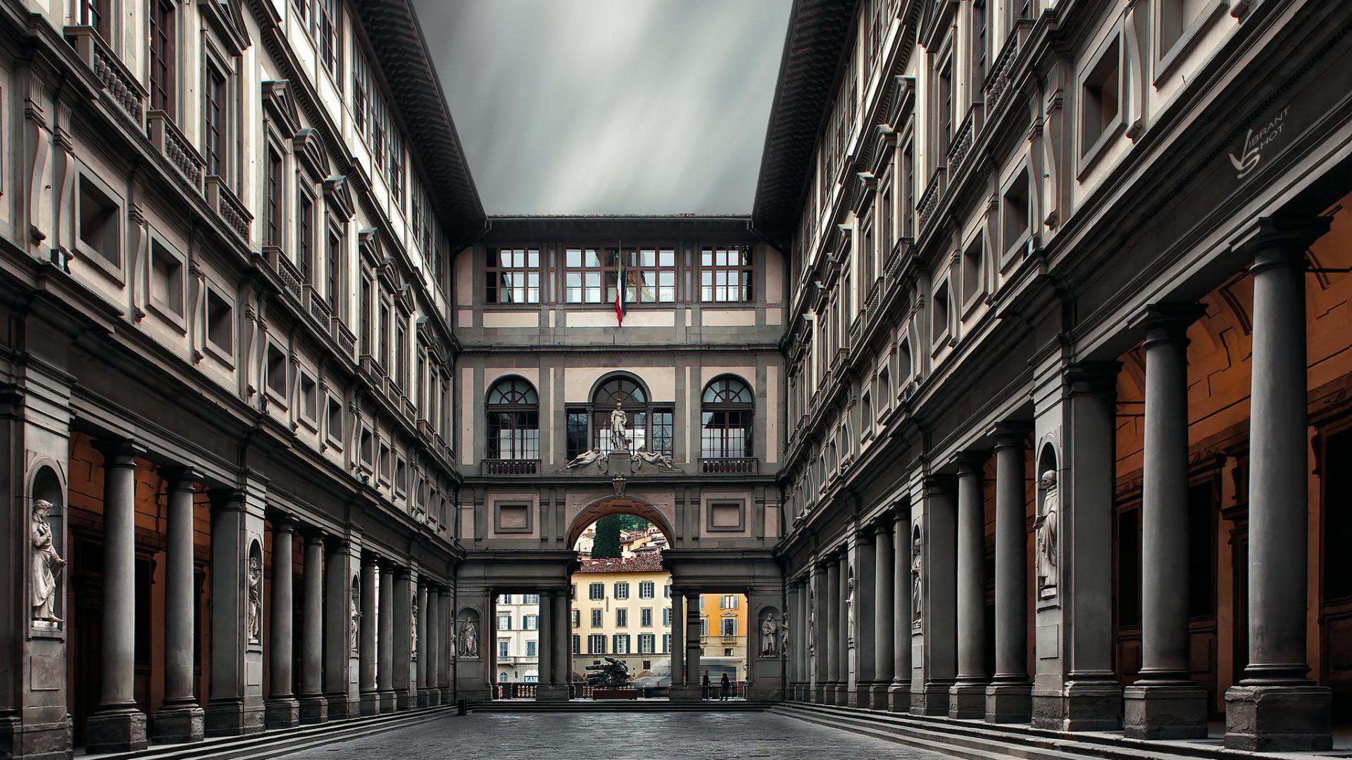 Nascita del Palazzo degli Uffizi