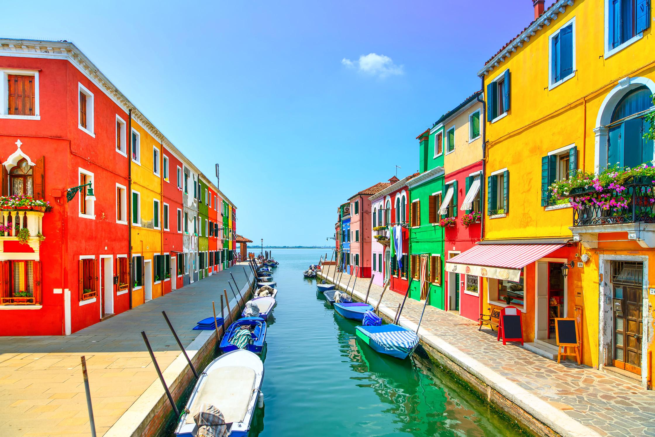 racconti di viaggio a venezia