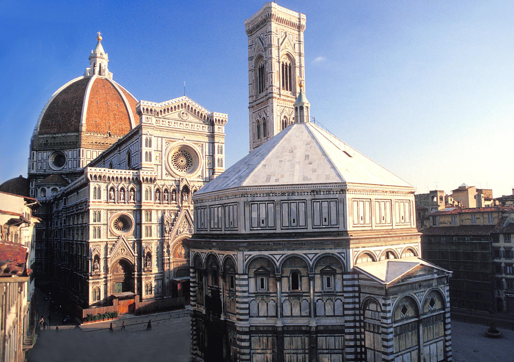 Complesso del Duomo Firenze