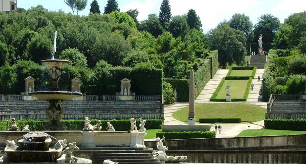 Boboli Gardens Ticket Reservation